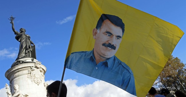 Thousands in Paris protest Turkey's Kurdish crackdown