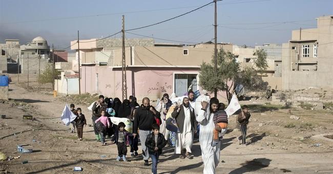 The Latest: Bombings kill 10 in Iraqi capital