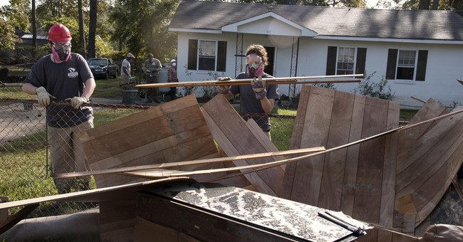 Hurricane Matthew brought town's demise, needs a 'miracle'
