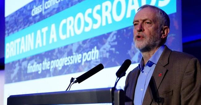 UK's Labour Party leader says government has no Brexit plans