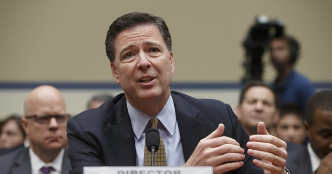 FBI chief: No charges for Clinton after new emails reviewed