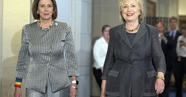 Hacked email: Clinton miffed by Pelosi's 'non-answer'?