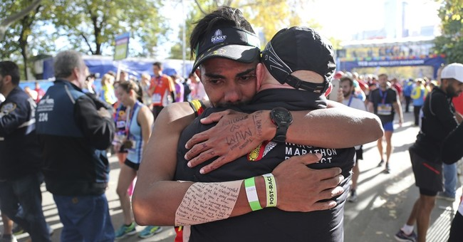 Indigenous Australians hope marathon stirs change at home