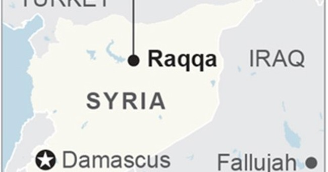 Q&A: A look at the offensive against IS-held Raqqa