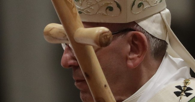 Pope Francis holds special Jubilee Mass for prisoners