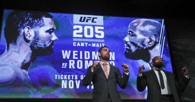 Mixed martial arts off to fast start in New York state