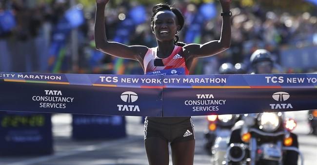 Kenya's Keitany, Eritrea's Ghebreslassie win NYC Marathon