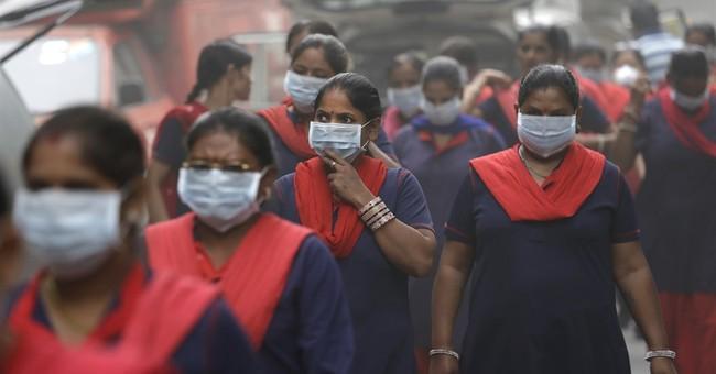 Delhi shuts schools, halts construction to tackle pollution