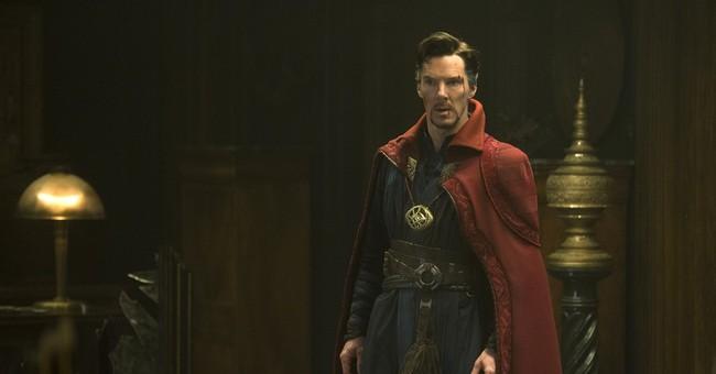 Box Office Top 20: 'Doctor Strange' conjures $85.1 million