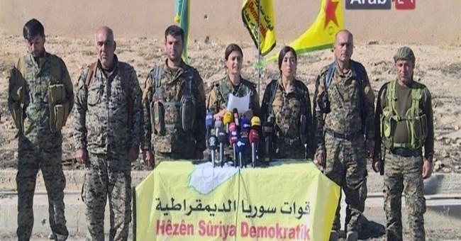 The Latest: Turkey says allied Syrian rebels nearing al-Bab