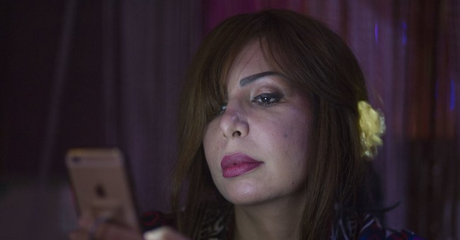 A liberal mother of six jailed for challenging Saudi taboos