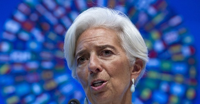 IMF chief: Equal pay for men and women boosts growth