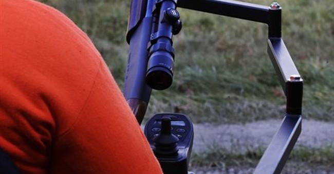 Outward mobility: Paraplegic hunters pursue their passion