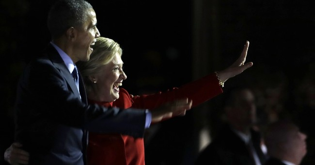 Minute by minute: The last day of the 2016 campaign