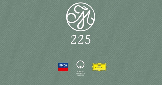 'Mozart 225' contains all of his music in 200-CD box set