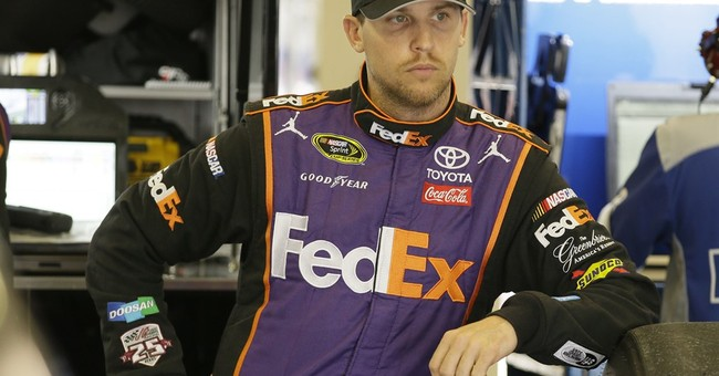 Denny Hamlin ready for the playoff pressure at Phoenix