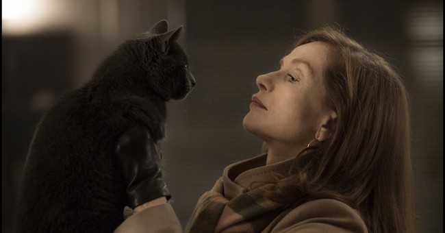 Review: In Verhoeven's 'Elle,' an inferno of lust