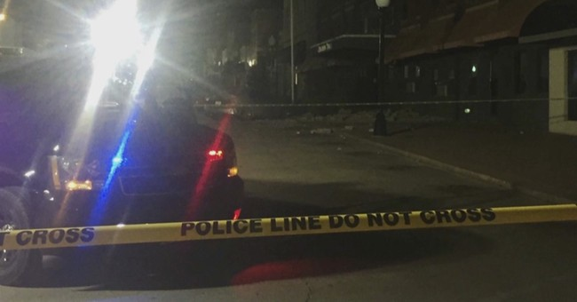 Official: 40 to 50 buildings damaged in Oklahoma earthquake