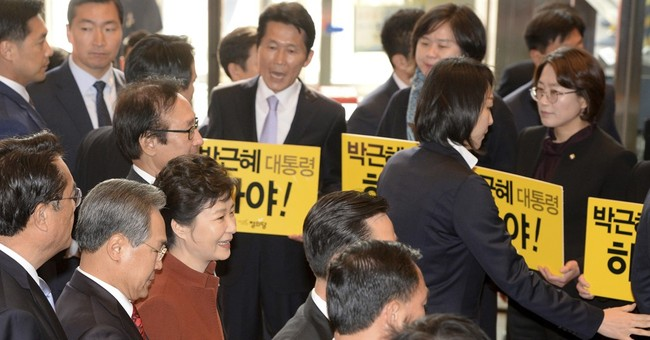 In defeat, SKorean president to let parliament choose her PM