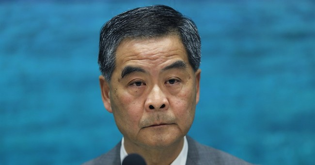 In rare step, China bars 2 Hong Kong lawmakers from office