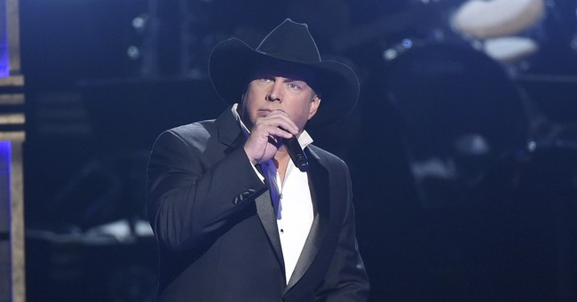 Garth Brooks has something to say to 'The Voice' contestants