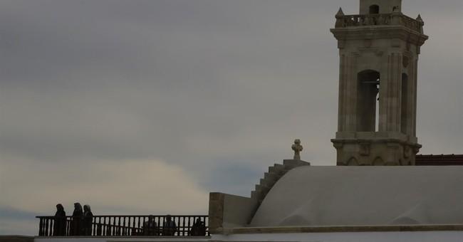 Restoration of revered Cyprus monastery 'symbol of unity'