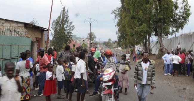 Congo explosion kills 1, injures 32 UN peacekeepers