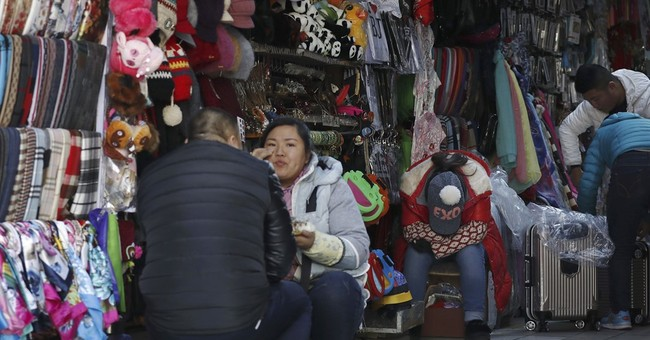 China's October exports fall in new sign of global weakness