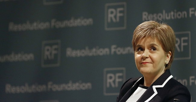 Scotland seeks to block Brexit talks without its approval