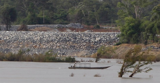 Laos moves ahead with third contentious Mekong dam