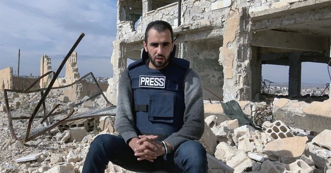 Syrian media activist wins Reporters Without Borders award