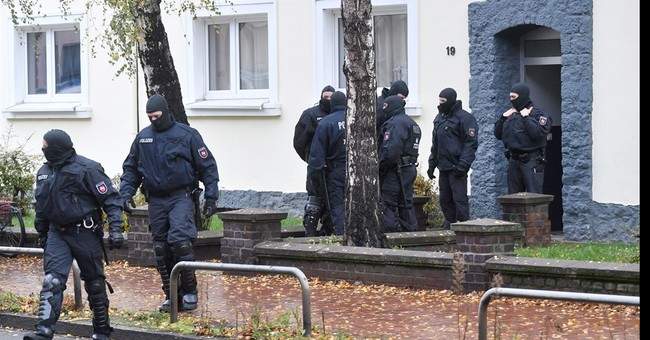 5 Islamic State suspects arrested in Germany