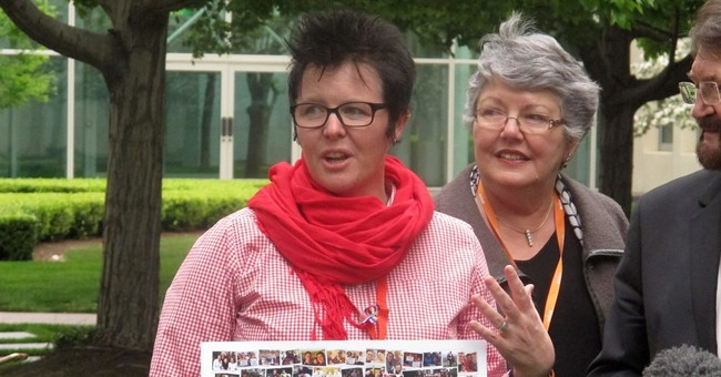 Gay rights advocates welcome Australia rejecting public vote