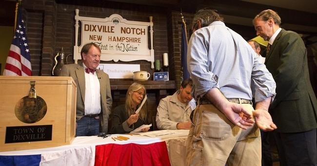 Major voting problems scant despite ominous warnings