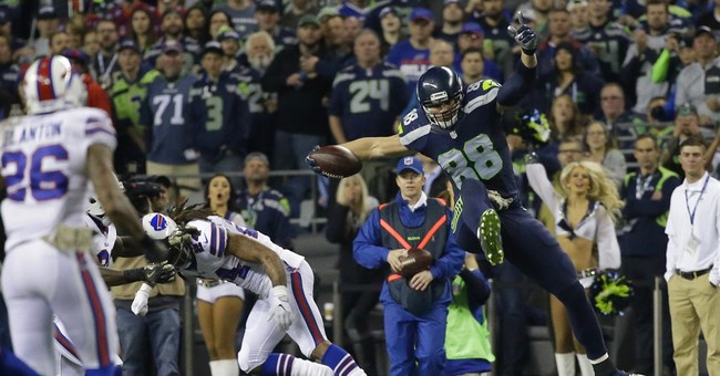Monday madness ends in Seattle's 31-25 win over Buffalo