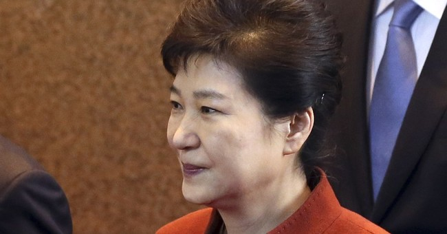 South Korean president's concession could spell end of power
