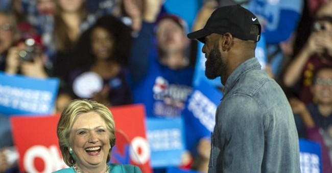 For pro athletes, voting can require extra effort