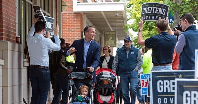 Republicans win 3 more governorships, make legislative gains