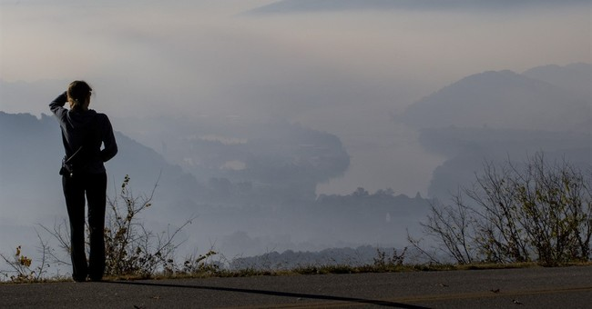 Southern wildfires create smoky haze, prompt health concerns