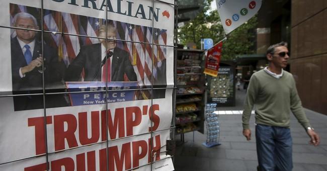 Australian leader says Trump agrees alliance is important