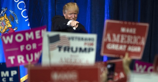 For many supporters, Trump is a thing called hope