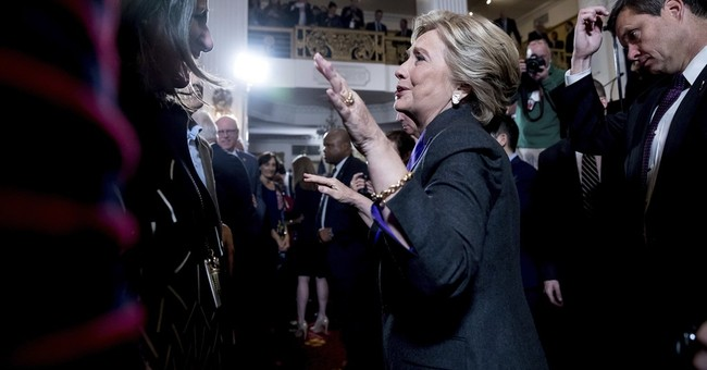 Clinton on pace to win popular vote, despite losing election