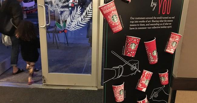 Snowflakes, Santa, reindeer back on Starbucks holiday cups