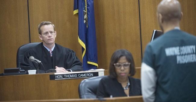 Ex-Detroit council president gets prison in sex case