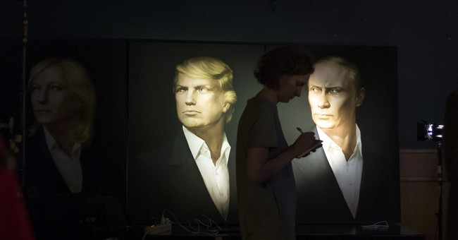 Putin gives thumbs-up to Trump's win in US