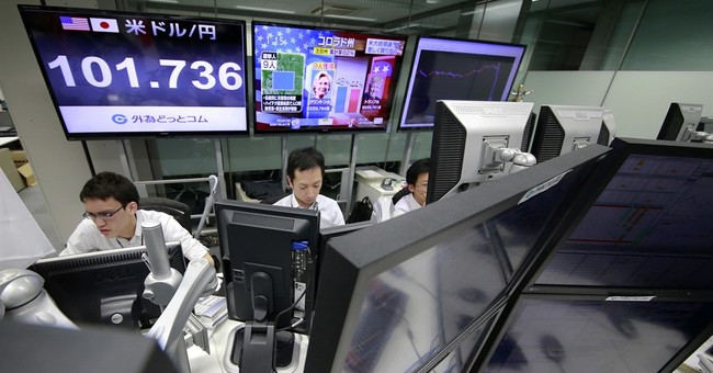 Dow futures, Asian shares tumble as Trump leads vote count