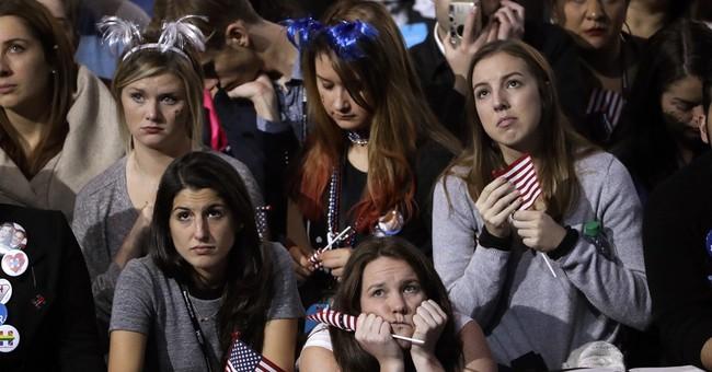 AP News Guide: Trump's stunner
