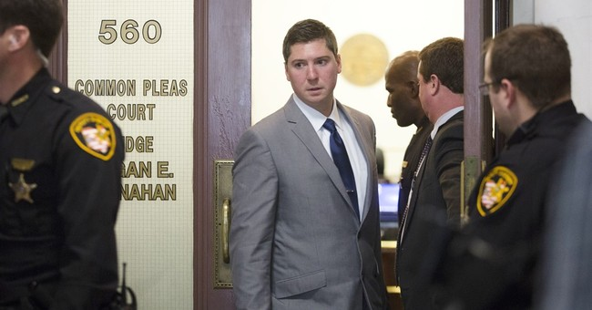 Anxious wait for verdict continues Ohio police murder case