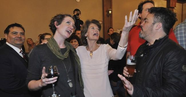 The Latest: Republicans retain control of US Senate