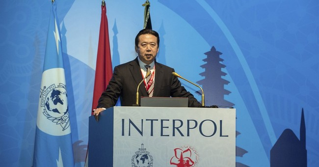 Chinese official named head of Interpol, drawing criticism